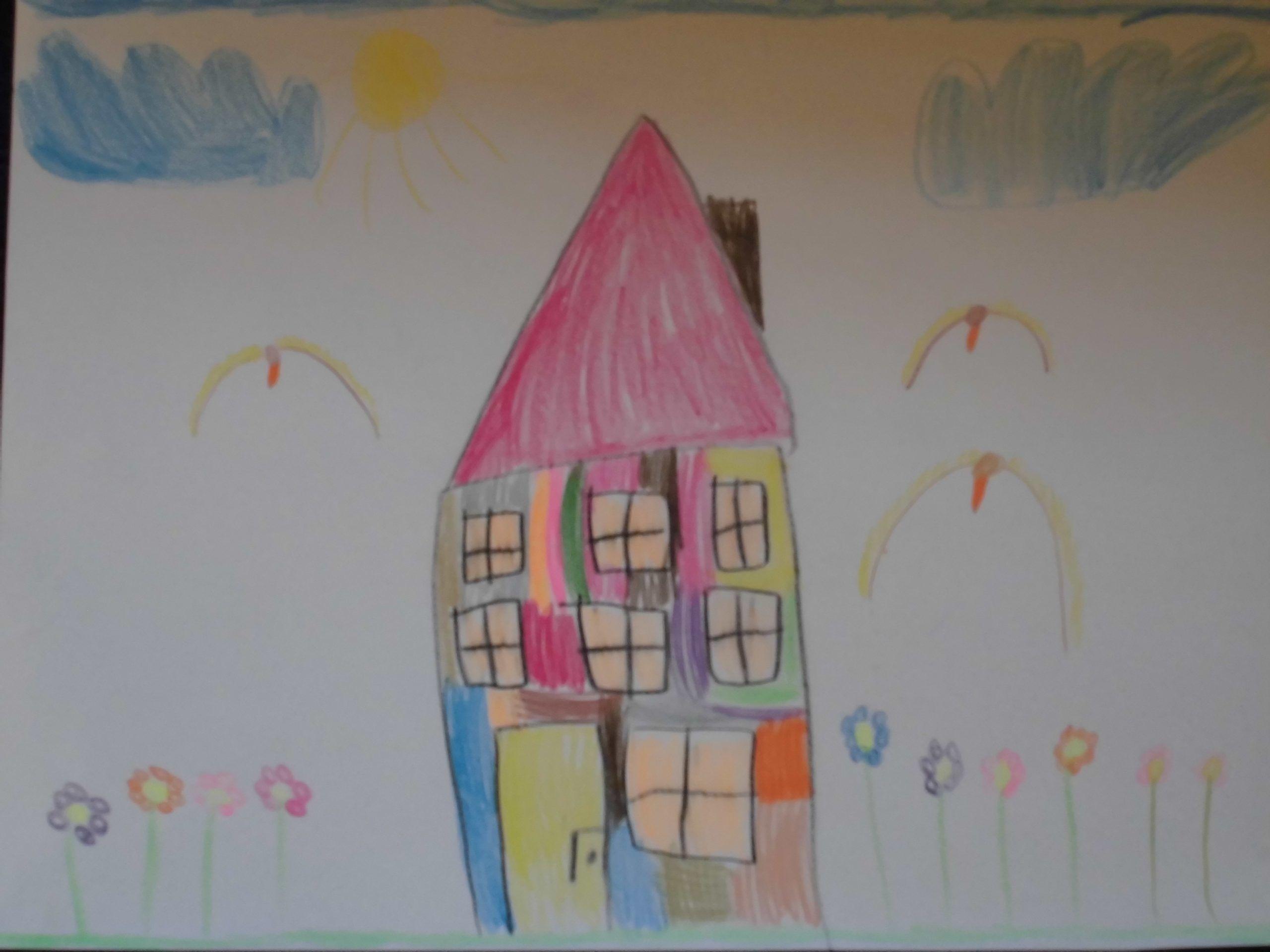 Kinderzeichnungen Seminar im Mutismus Beratungs Zentrum